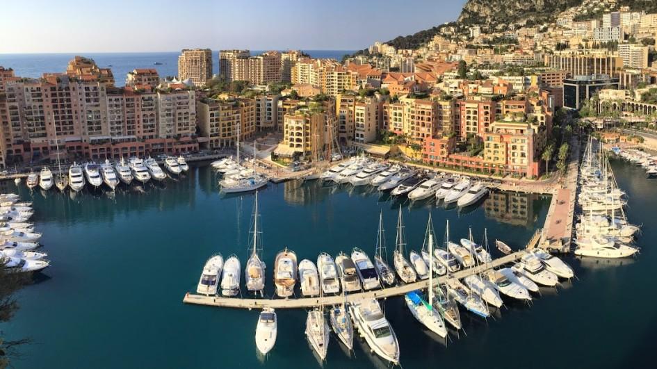Fontvieille, Monako