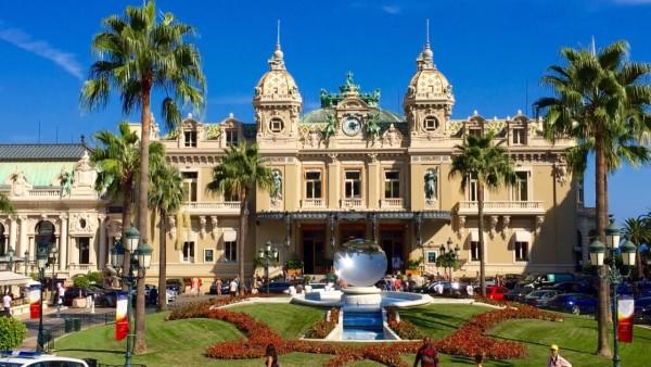 Kasyno w Monako Monte Carlo