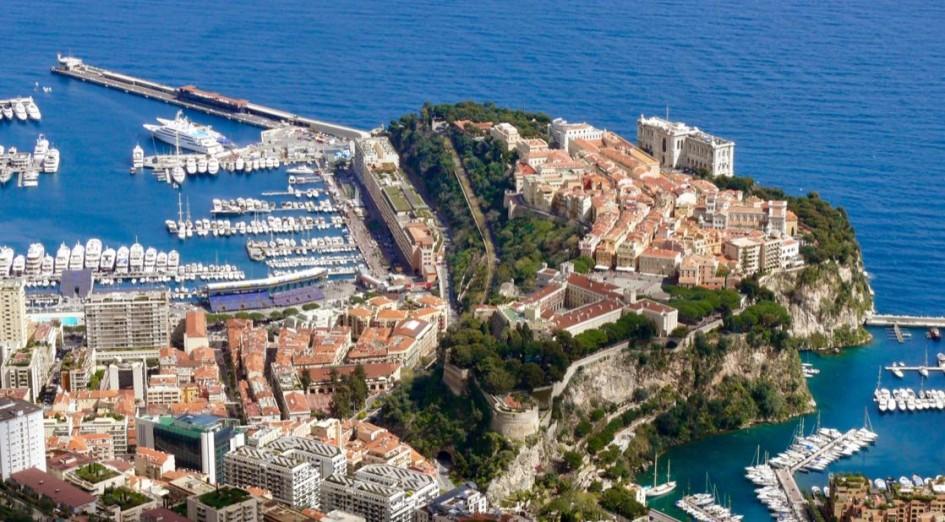 Monako, Lazurowe Wybrzeże