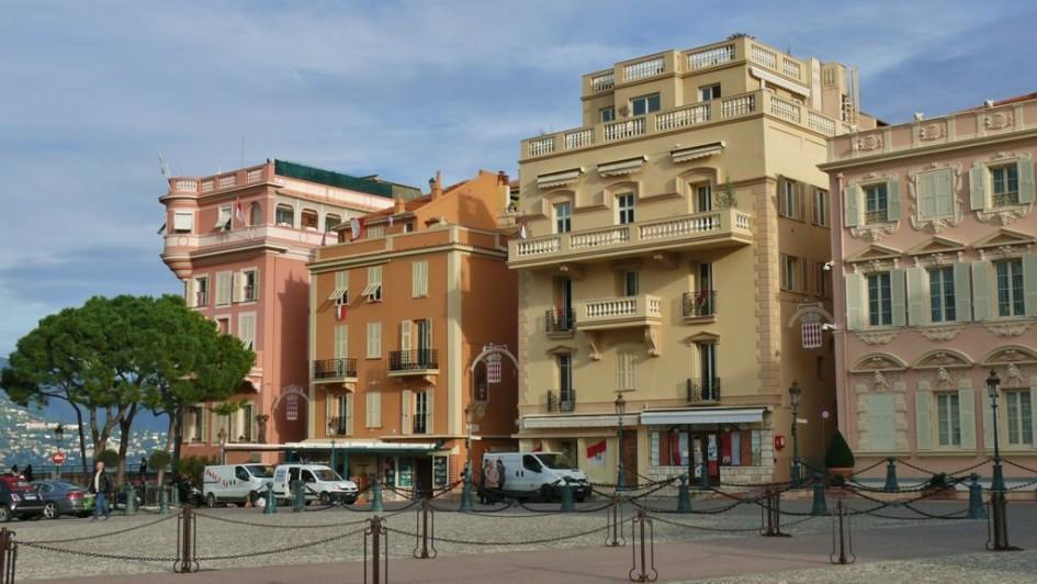 Stare Miasto w Monako (Monaco-Ville)