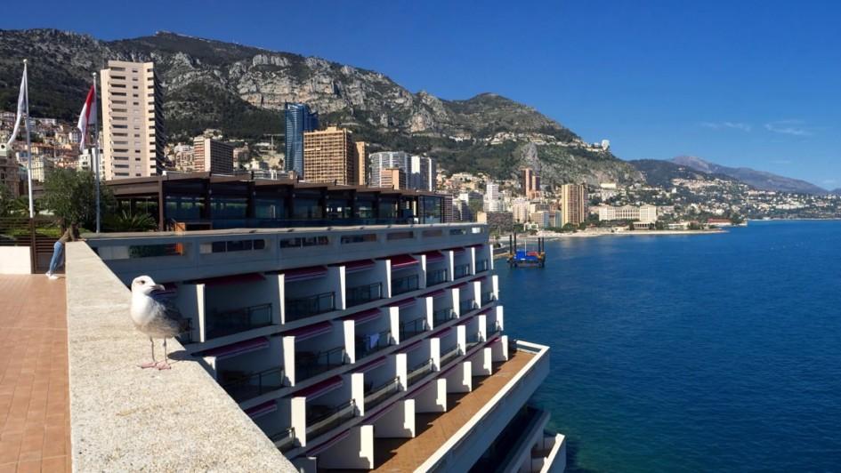Hotele w Monako