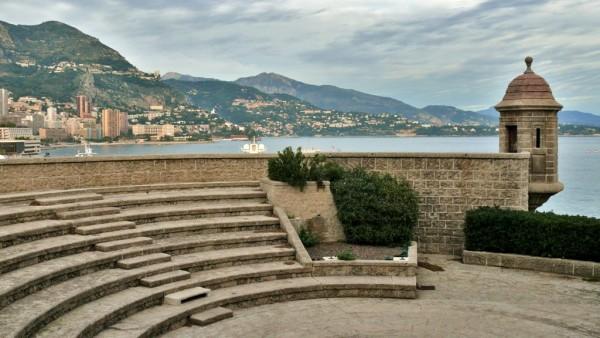 Fort Antoine, Monako