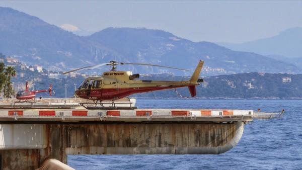 Heliport Monako