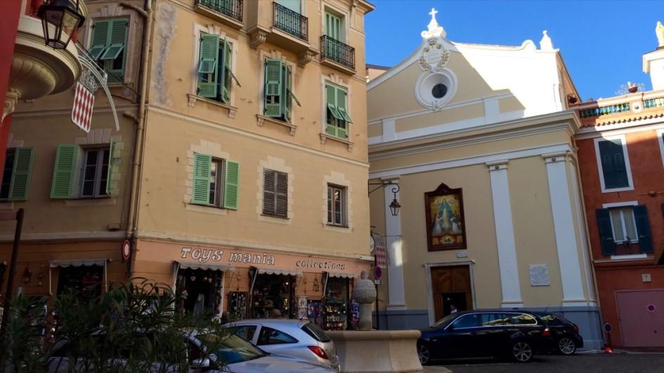Kaplica Miłosierdzia w Monako