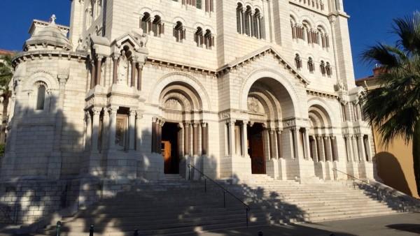 Katedra św. Mikołaja w Monako