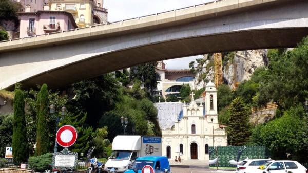 Kościół św. Dewoty w Monako