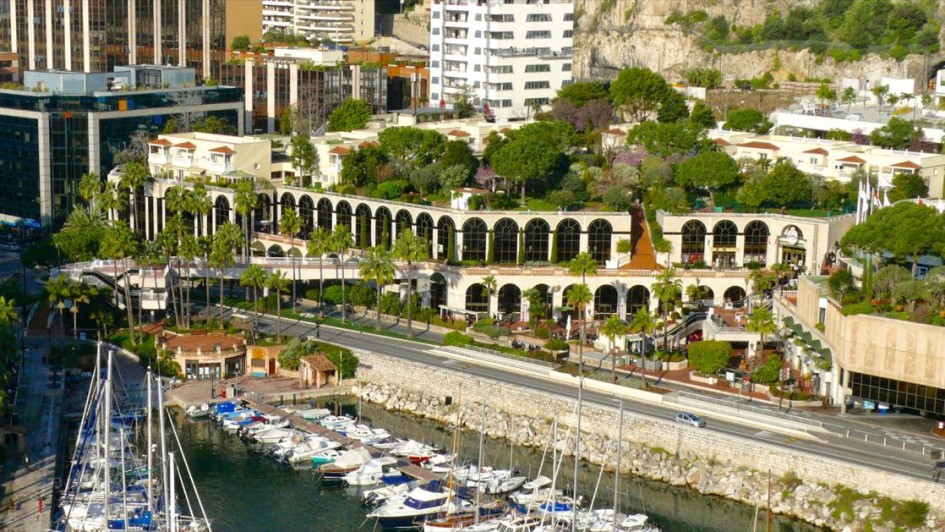 Ogród UNESCO w Monako