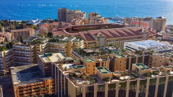 Stadion Louisa II w Monako