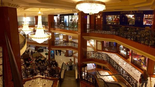 Zakupy w Monako