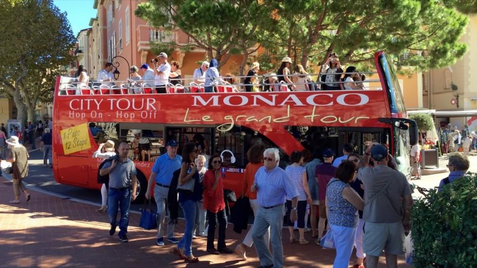 Zwiedzanie Monako