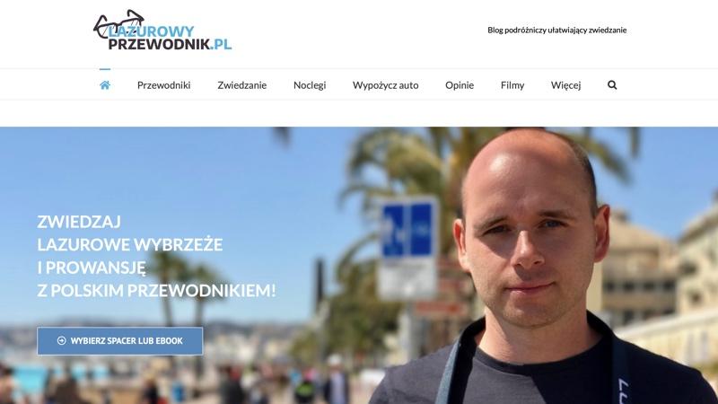 Blog podróżniczy LazurowyPrzewodnik.pl